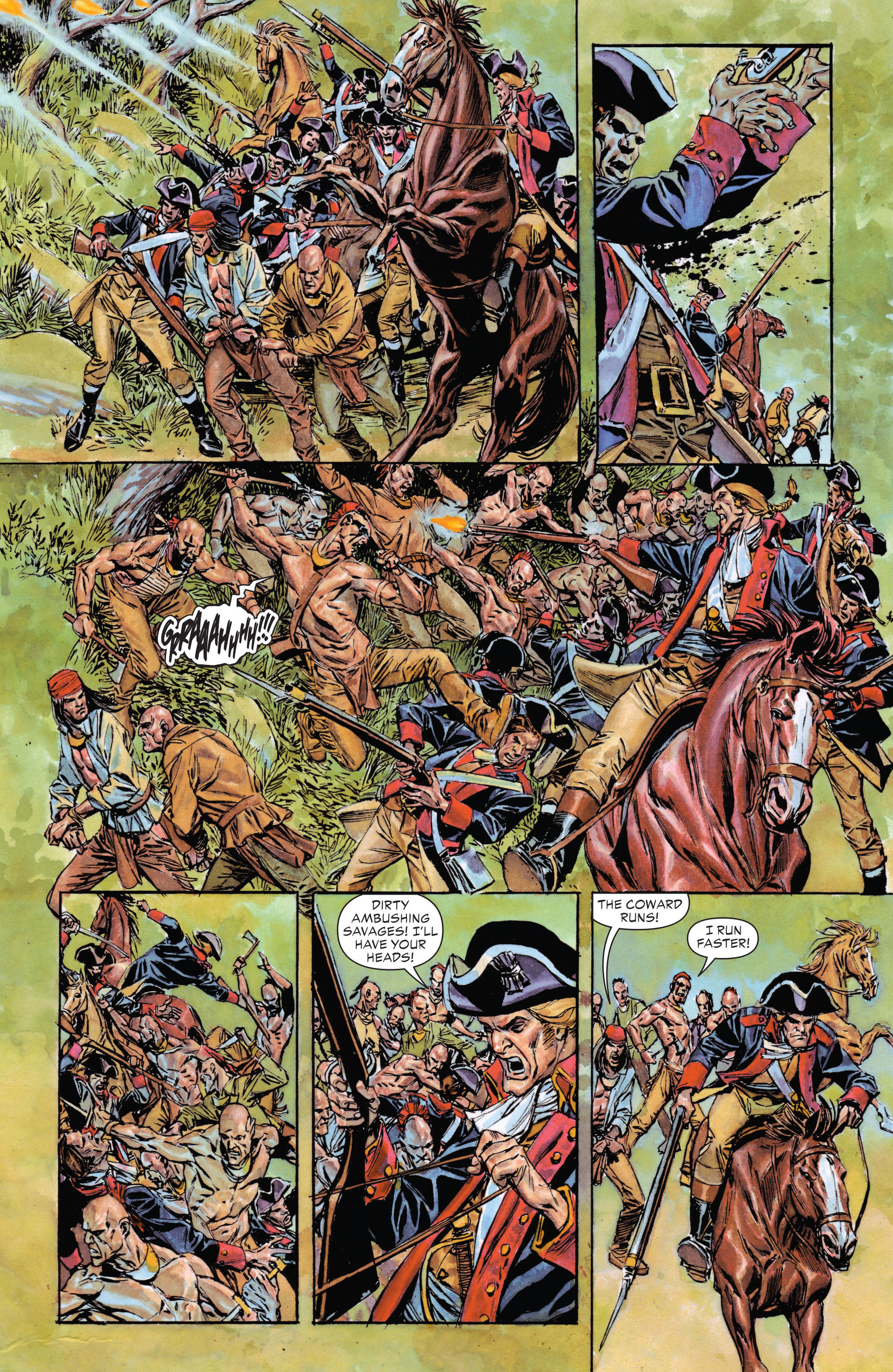 Read online All-Star Western (2011) comic -  Issue #15 - 25