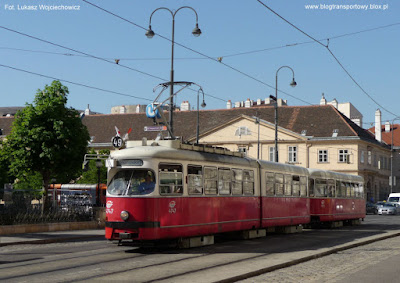 E1+C4 #4747+1373, Wiener Linien
