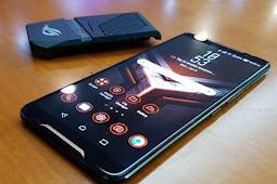 Asus ROG Phone Pesaing Razer Dan Xiomi Black Shark