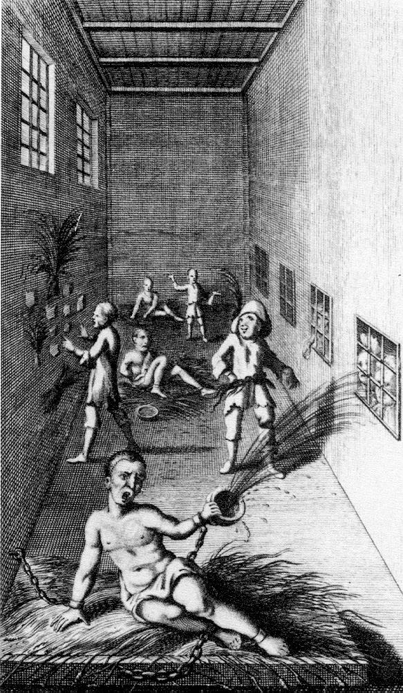 cathaloves bedlam  medical asylum