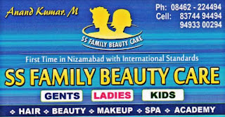 SS Family Beauty Care