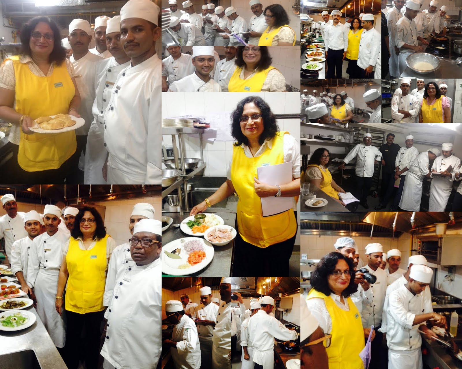 Cooking Workshop on Anglo-Indian Cuisine at the Raj Mahal Palace Jaipur