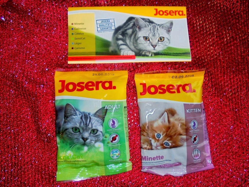 darmowa karma dla kotów josera
