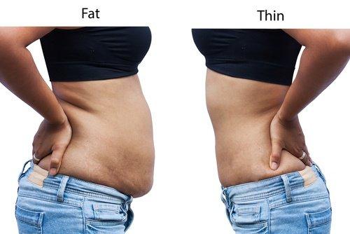 Perdre du poids ou de la graisse