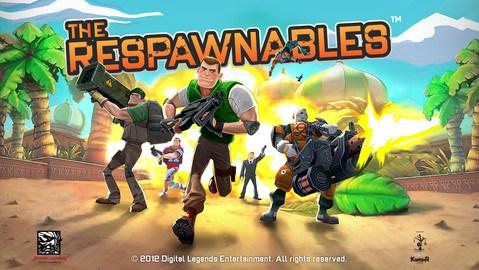 Resultado de imagen para Respawnables - FPS Fuerzas