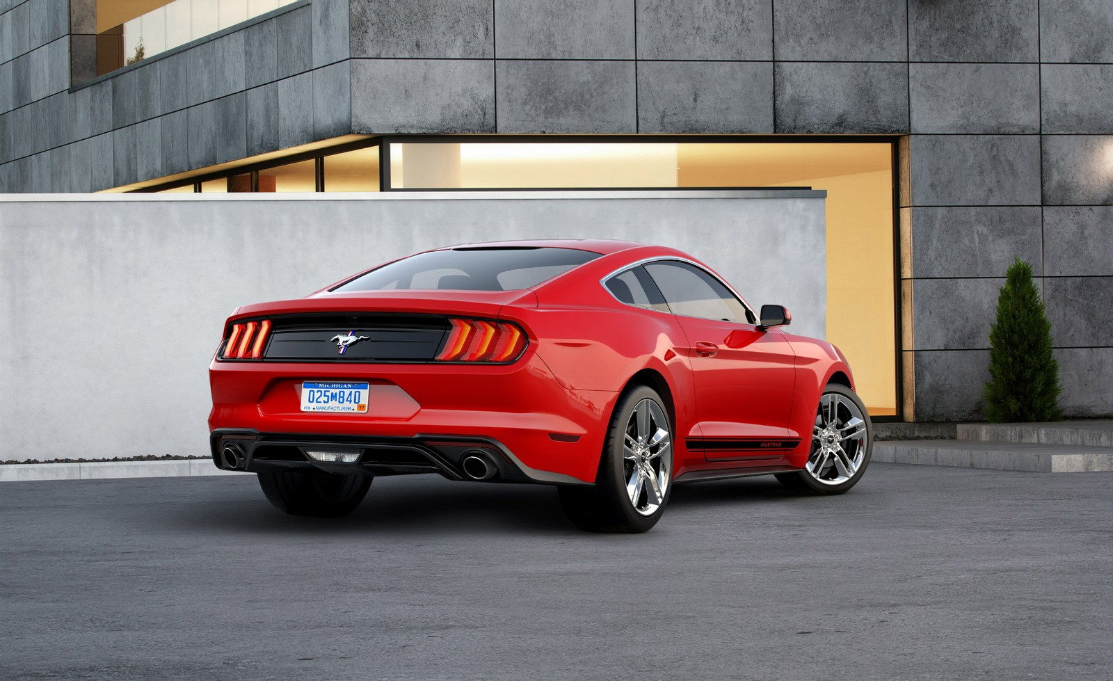 2018 Ford Mustang Pricing Starts At $25,585