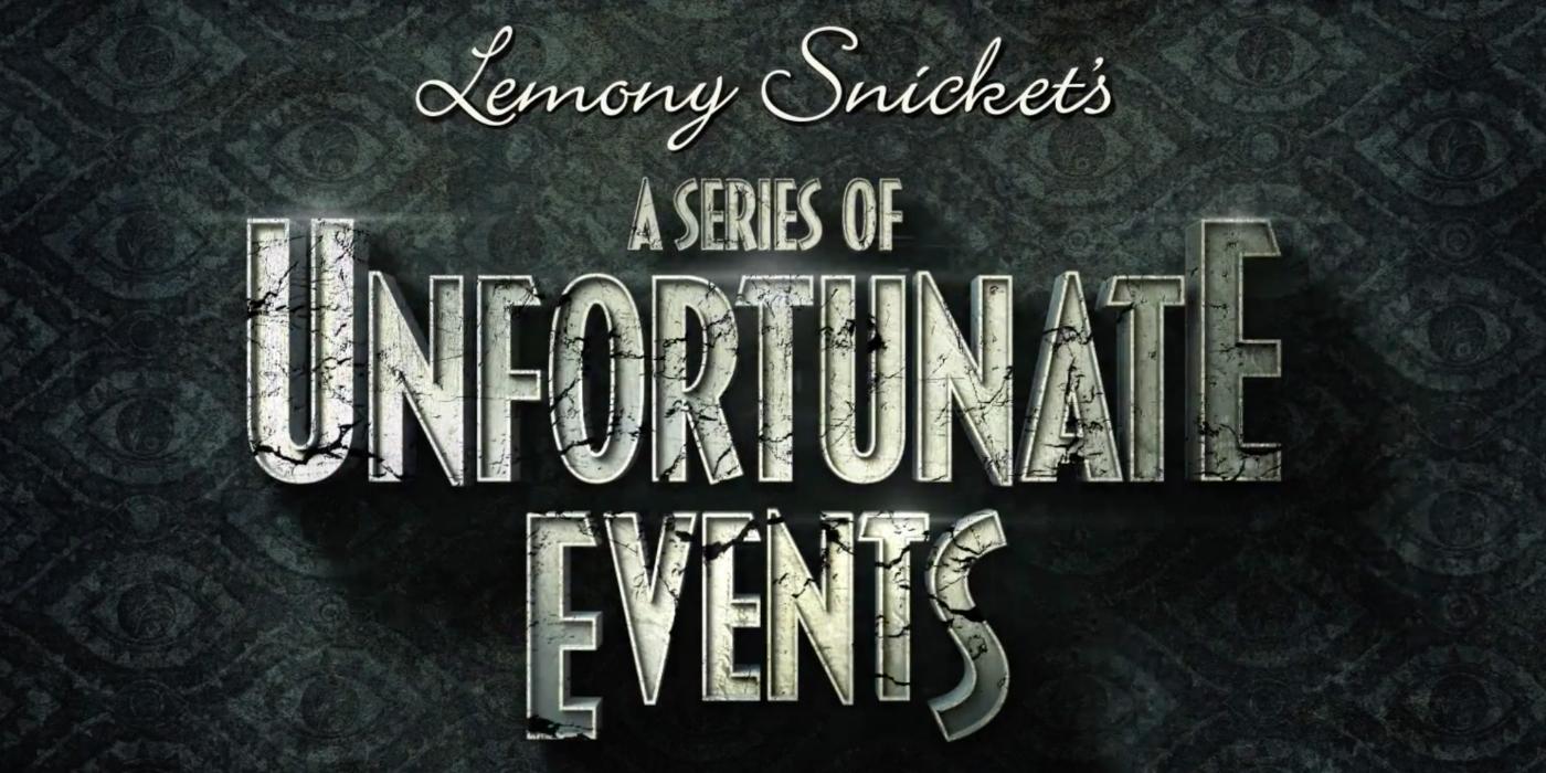 TV Stuff: A Series Of Unfortunate Events [2017]