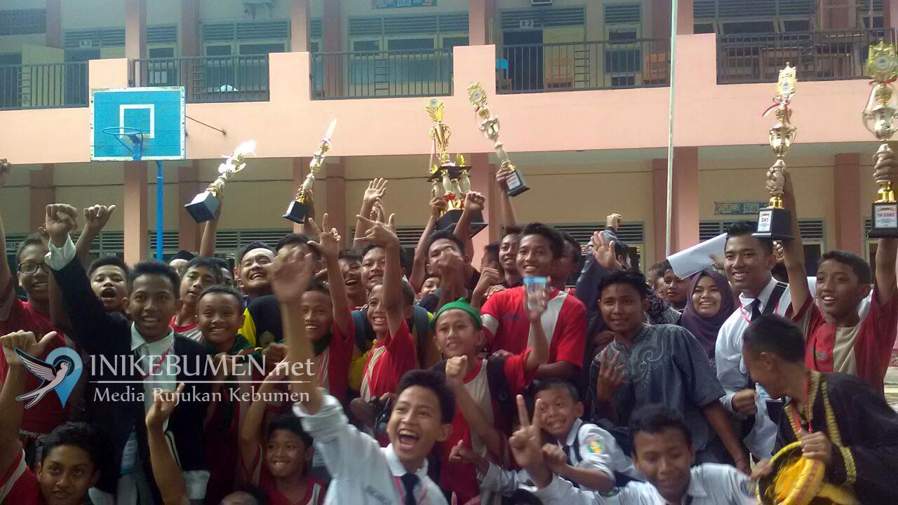 Santri MIBS Kebumen Sabet Juara Umum Olysmam 2018