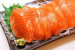 Bổ sung protein cho da từ cá hồi