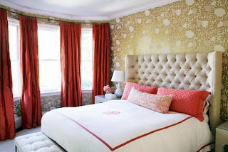 Contoh Gambar Wallpaper Dinding Kamar Tidur Minimalis