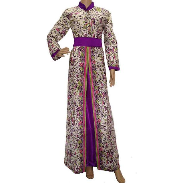 Batik Gamis Sarimbit
