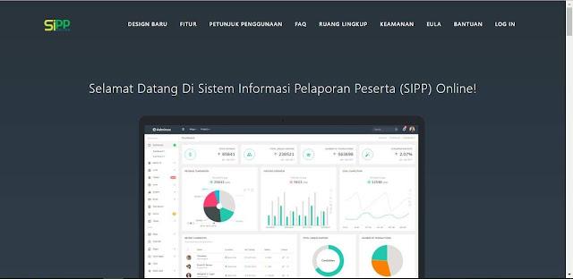 Petunjuk Penggunaan Sipp Online BPJS Ketenagakerjaan 1