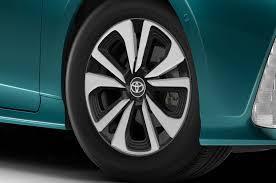2017 Toyota Prius Prime Wheel