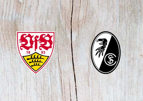 VfB Stuttgart vs Freiburg - Highlights 3 February 2019