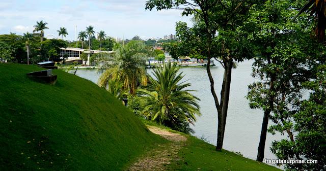 Lagoa da Pampulha e Iate Clube
