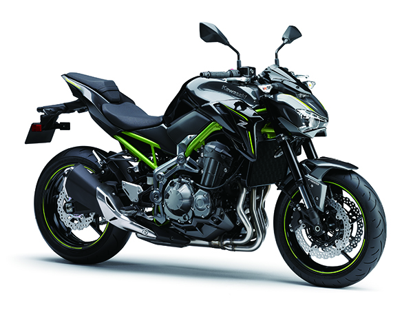 Kawasaki Z900 2017