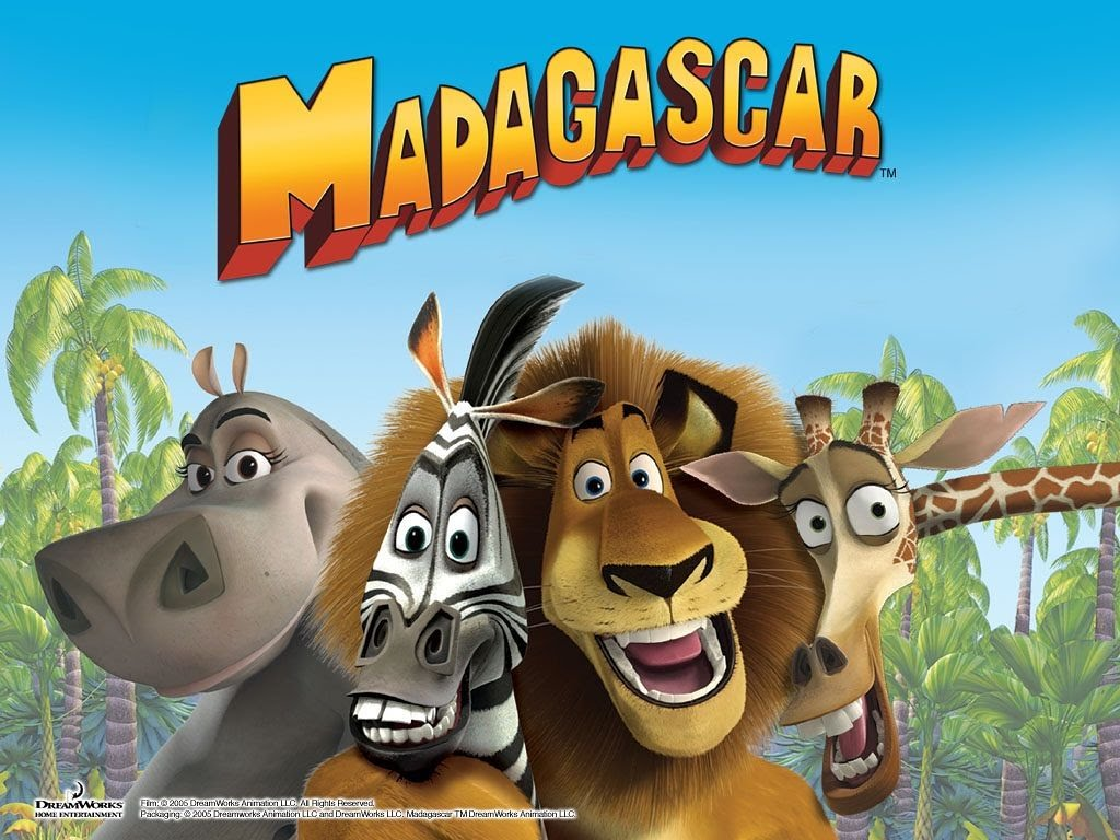 the film madagascar 2 essay The sequel to 2005's madagascar, in which new york zoo animals, alex the lion, marty the zebra, melman the giraffe and gloria the hippo, still stranded on madagascar, start to leave the island.