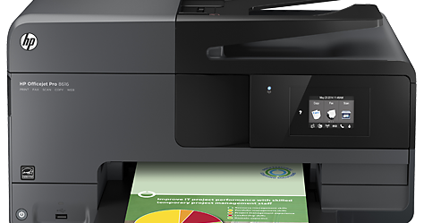 download software for hp officejet pro 8610 for mac