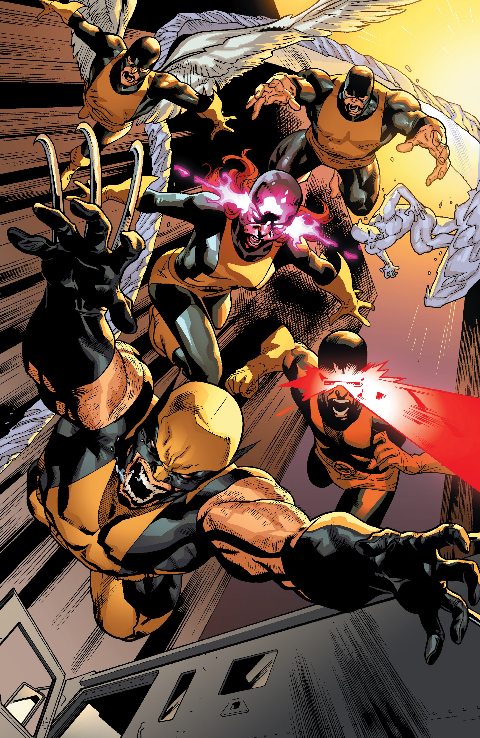 Read online All-New X-Men (2013) comic -  Issue # _Special - Here To Stay - 89