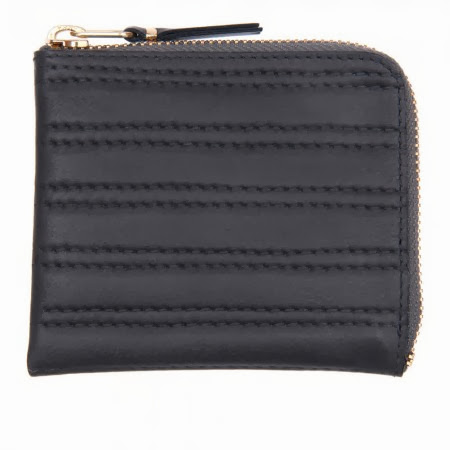 Best Bet: Comme Des Garçons Embossed Stitch Small Wallet