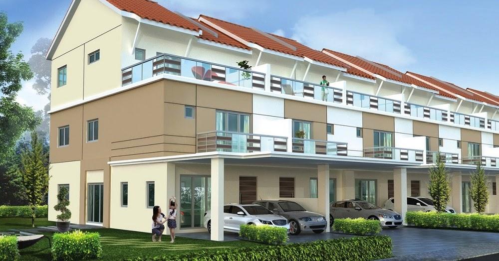 Rena park apartment for Terrace 9 penang