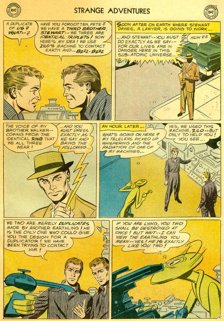 Strange Adventures (1950) issue 81 - Page 7