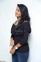 Deepthi Shetty looks super cute in off shoulder top and jeans ~  Exclusive 127.JPG
