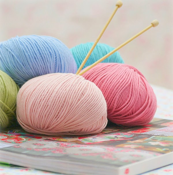 Perfect Pastel Yarns