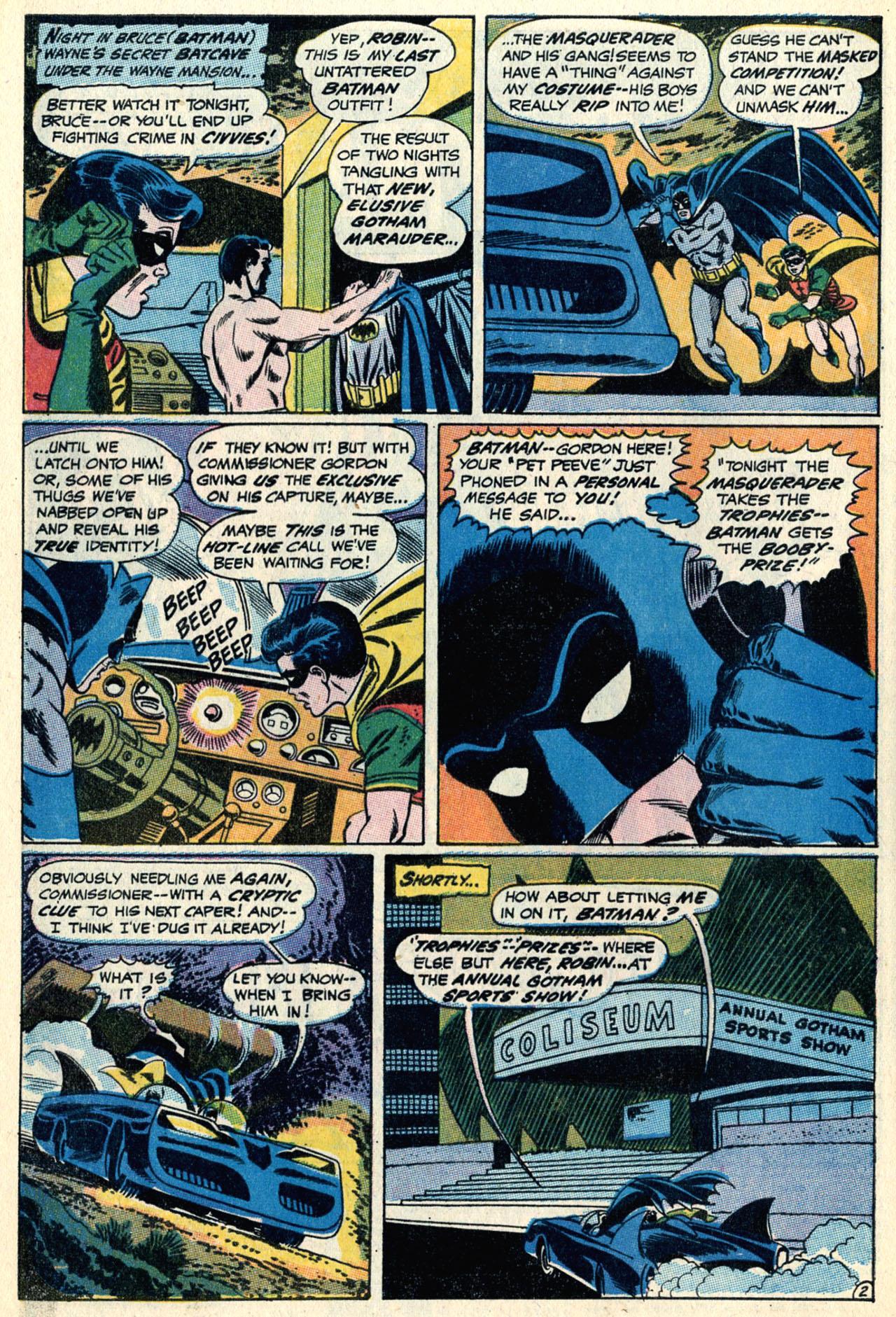 Detective Comics (1937) 390 Page 3
