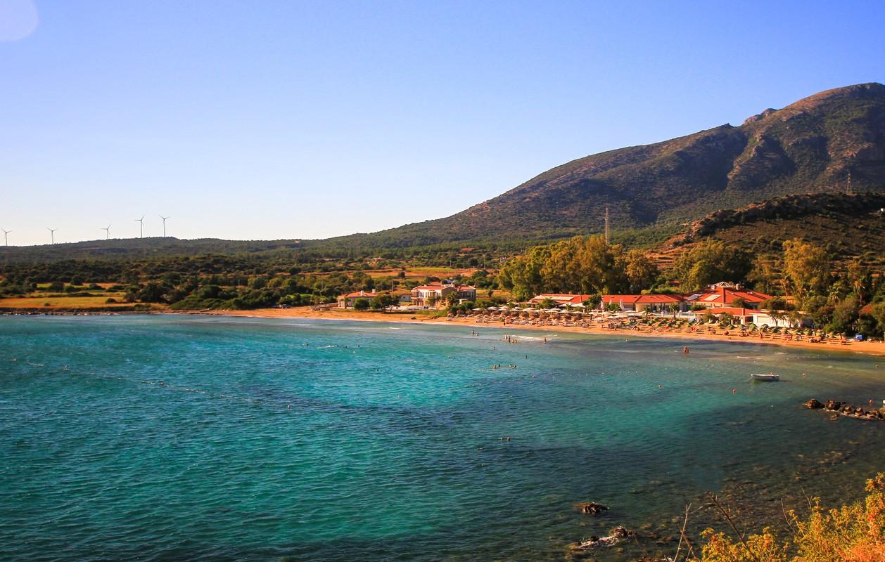 Palm Bay Hotel Sibi Crete Reviews