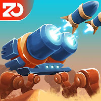 Tower Defense zone mod apk