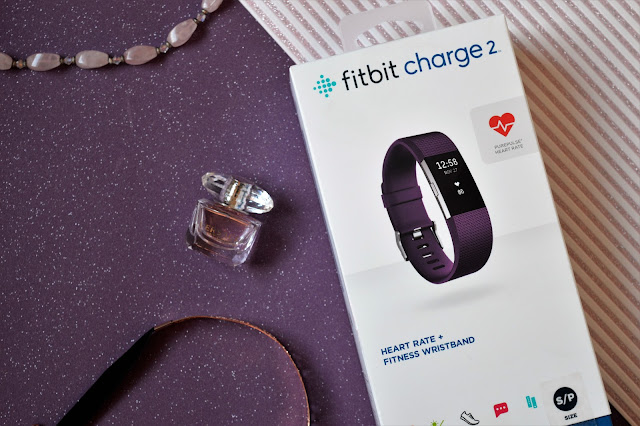 Fitbit Charge 2 Plum Blog Review