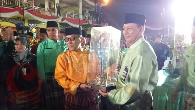 Tanjabtim Juara, Hasil Perolehan Tebo di MTQ Ke 48 Provinsi Jambi Ini