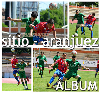 Fútbol Sitio Real Aranjuez