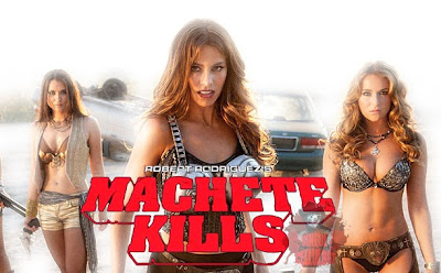 Sexy New Pictures From Machete Kills!