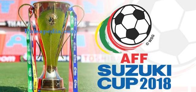 Jadwal AFF Suzuki Cup 2018 Siaran Langsung RCTI