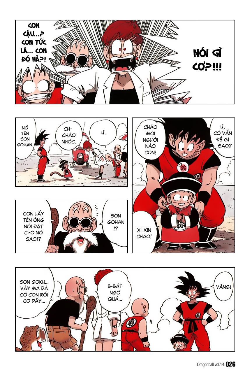 Dragon Ball chap 196 trang 8