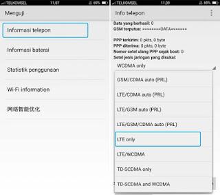 Cara Lock Sinyal 4G Oppo