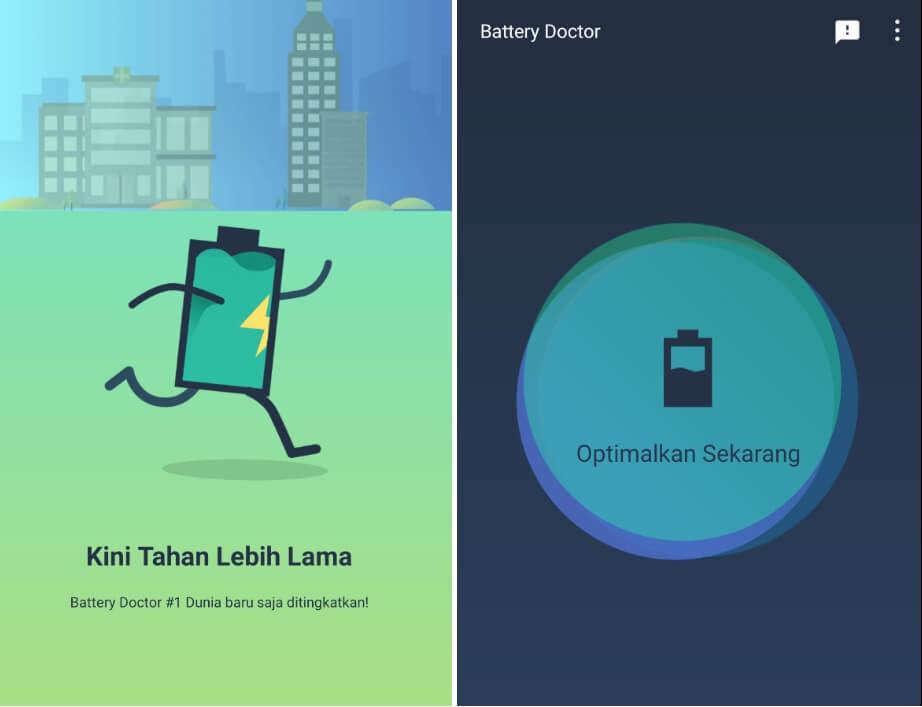 Aplikasi Battery Doctor