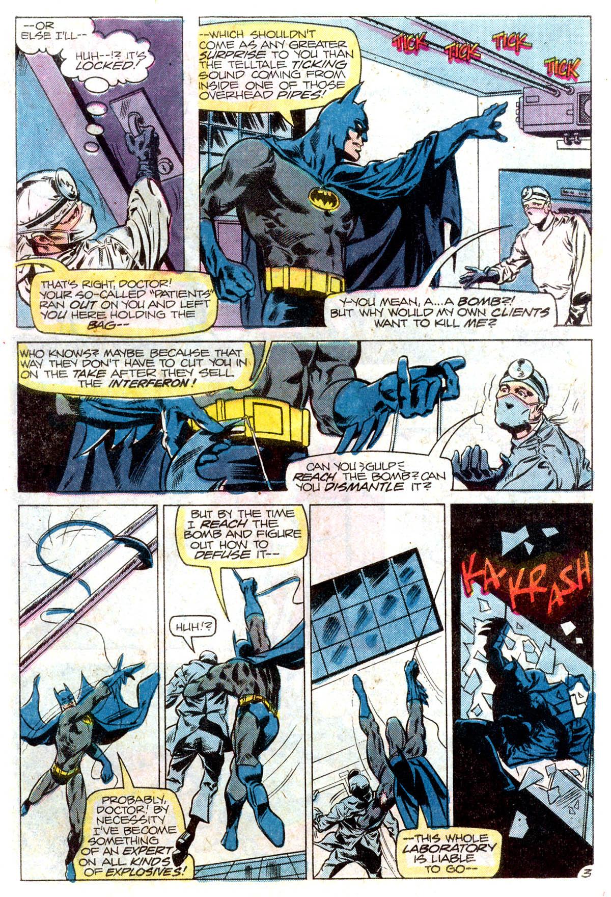 Detective Comics (1937) 495 Page 3