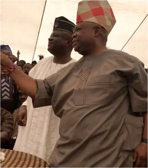 How My Late Brother Did Most Of The Job, While I Danced' -Sen. Adeleke Speaks
