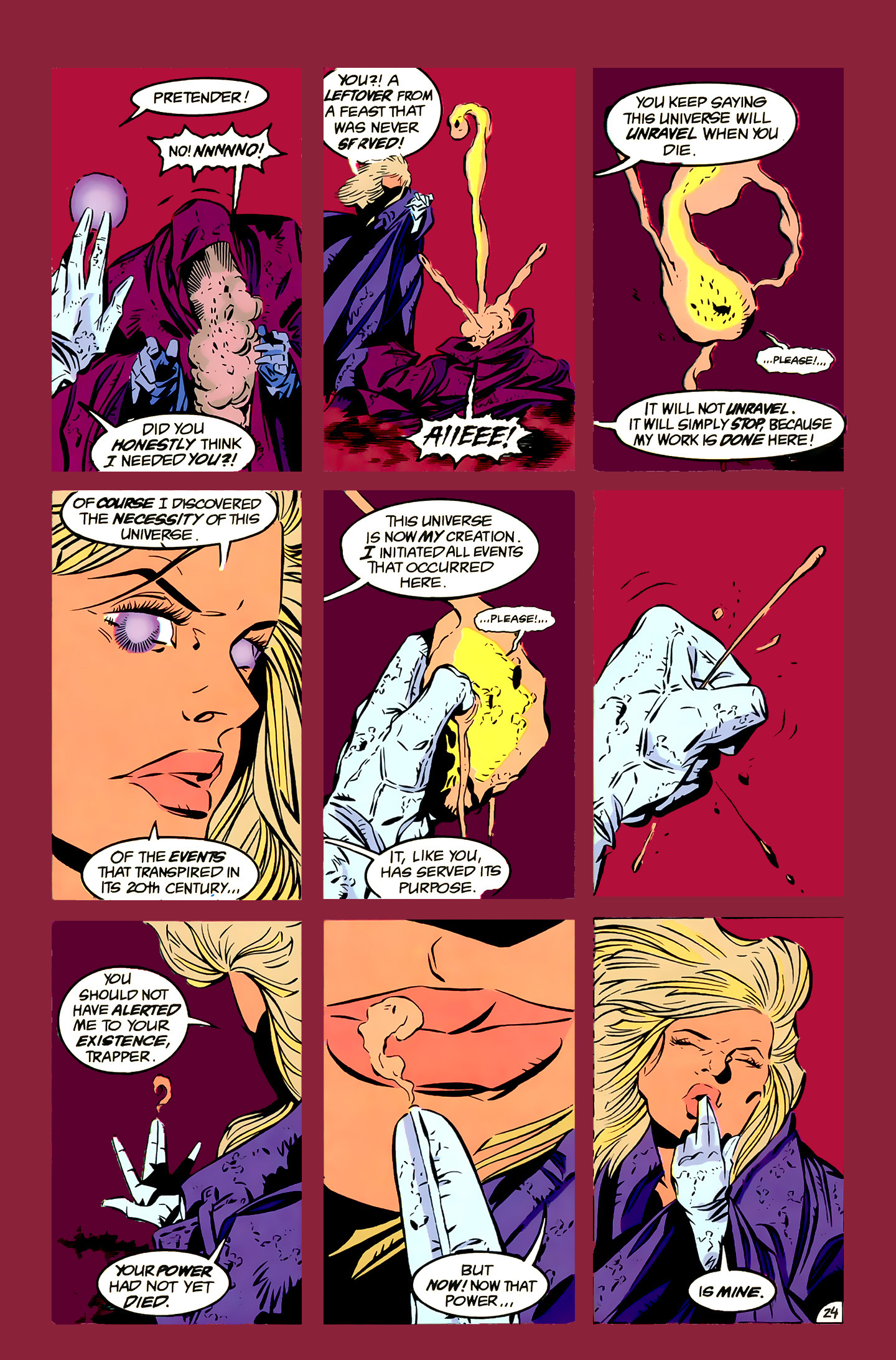 Legion of Super-Heroes (1989) 13 Page 24