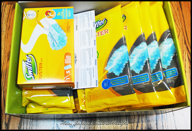 Swiffer Duster Kit Campagna