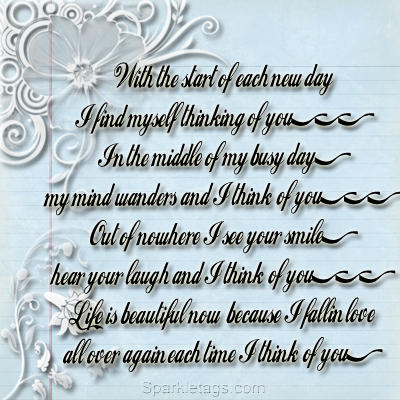 I Love You Husband Poem