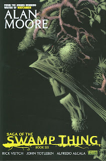 Saga of the Swamp Thing Vol. 6 by Alan Moore