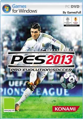 Pro Evolution Soccer 2013 [Full] [Español] [MEGA]