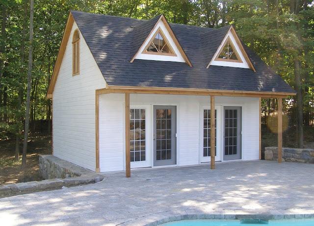 Prefab Cabins, Sheds, Studios: Cedar