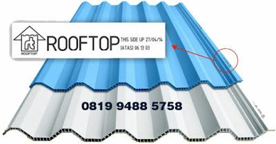 harga atap rooftop surabaya Distributor Atap Rooftop di