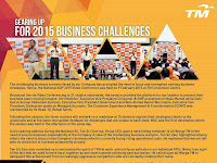 Gearing Up For 2015 Business Challenges