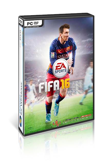 FIFA 16 - Crea más momentos de magia que nunca antes !!!